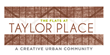 The Flats at Taylor Place, Featuring Urban-Vintage Apartment are Now...