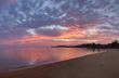 Anini Beach Sunset.