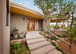 Archaeo Architects home in the hills of the Sangre de Cristo Mountains