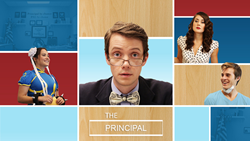 The Principal, a web series by Bullfrog Spas