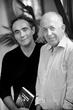 Authors Noël Balen and Jean-Pierre Alaux