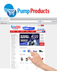 Pump Products Unveils Redesigned Website