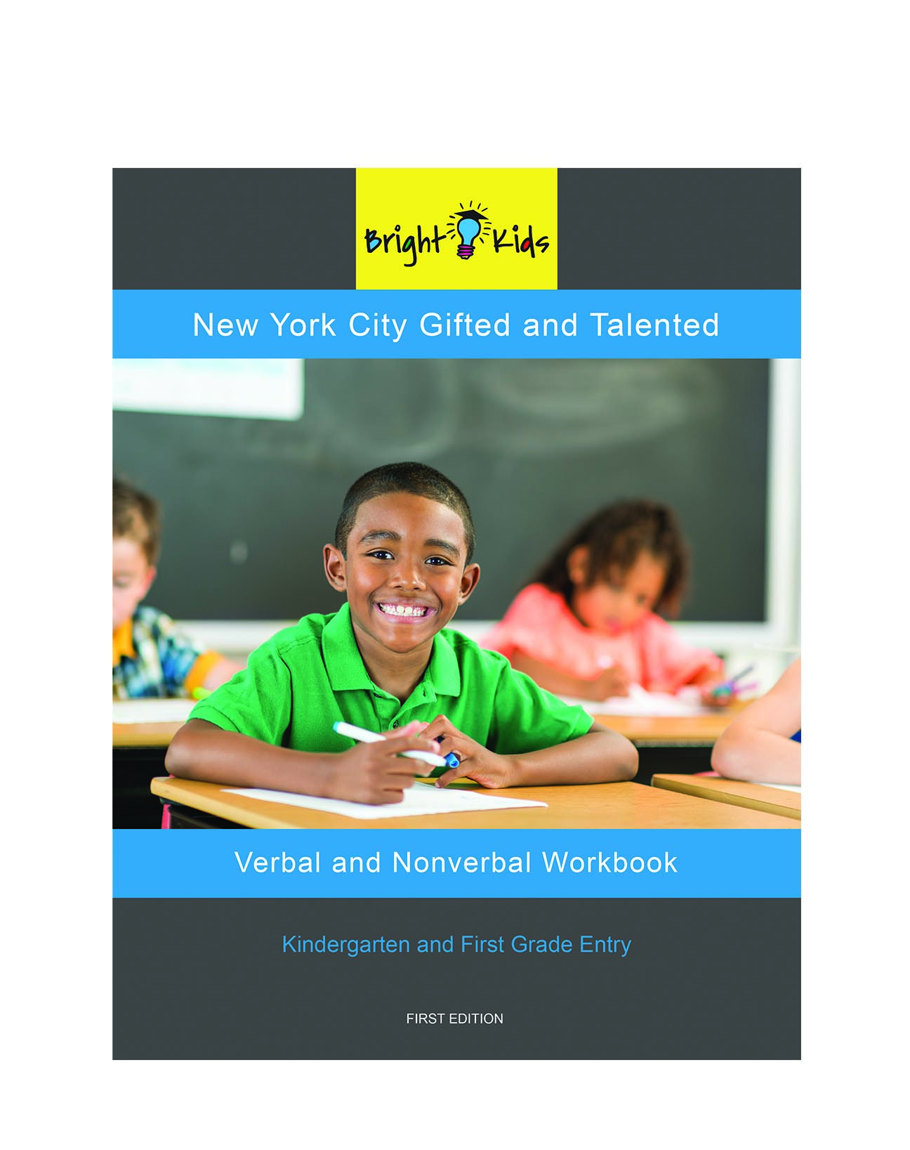 Bright Kids NYC Releases New Gifted And Talented Workbook