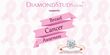 DiamondStuds.com Will Donate a Portion of Their October Proceeds in Honor of Breast Cancer Awareness Month