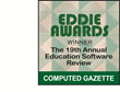 Triumph Learning Honored With Three 2014 EDDIE Awards