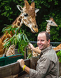 Acclaimed Giraffe Researcher Visits Oakland Zoo for Special Engagement