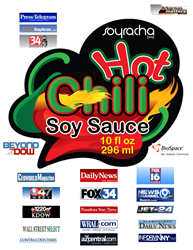 Word is getting around about Soyracha Brand Hot Chili Soy Sauce