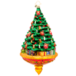 "The 2014 Christopher Radko Ornament ""Joyous Celebration"" brings warmth and magic this holiday season."