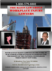The Klein Law Group Publishes Article in The New York Employee