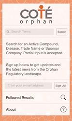 Coté Orphan Launches Mobile Application That Transforms...