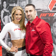 Intl Fitness Celebrity Jennifer Nicole Lee & Alex Gonzalez