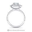 """The Nia Ring"" by INTA Gems & Diamonds"