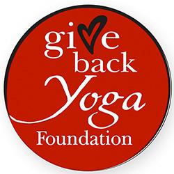 Non Profit Yoga Organizations | Give Back Yoga Foundation | Yoga Therapy