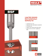 Heule Tool Releases a BSF Catalog Supplement
