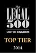 Duncan Lewis L500 Top-Tier Firm