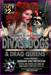 Benefit, Dogs, Drag Queens, New York City