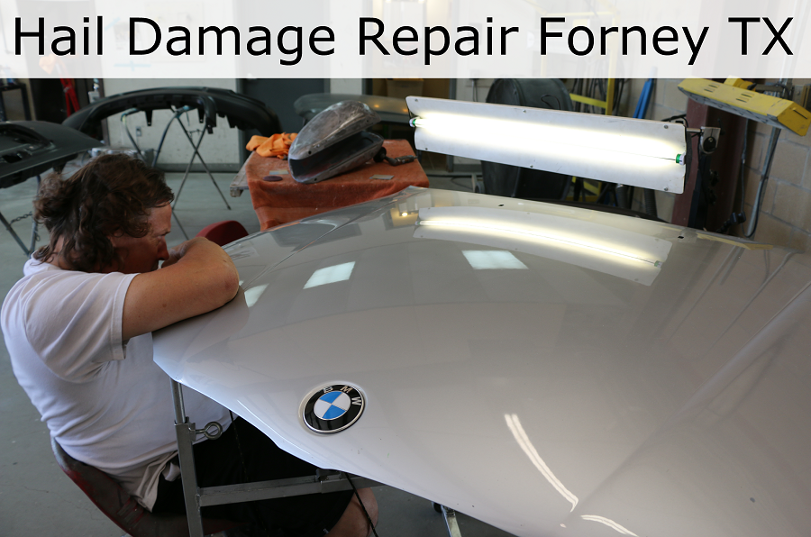 Paintless Dent Repair >> Hail Damage Repair in Garland, Sachse, Mesquite, Forney, Carrollton Texas by Linear Automotive