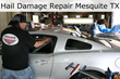 Hail Damage Repair - Paintless Dent Repair in Mesquite TX