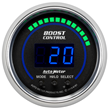 Auto Meter Electronic Boost Control, Cobalt Series Face