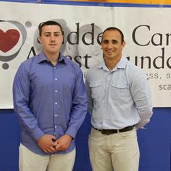 Pascack Hills (NJ) High School was prepared to treat sudden cardiac arrest
