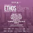 Java Monster Sponsors Project Ethos LA Fashion Week