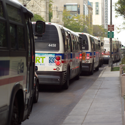 Boston's Buses Run with Video Surveillance Security – Teldat Routers are the Communication Backbone