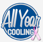 All Year Cooling Supports Breast Cancer Awareness Month