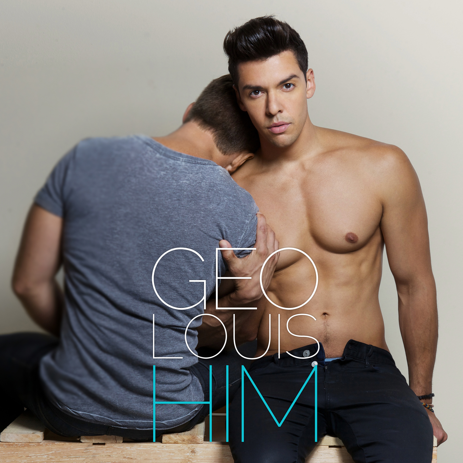 a very hollywood gay love story geo louis pushes limits