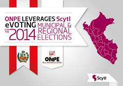 Scytl electronic voting Peru