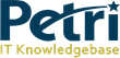 The Petri IT Knowledgebase