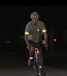 Vedante Yellow Super Reflective POP BANDS for Bicyling and Jogging