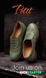 Petit's motto: Kids Shoes Taken Seriously