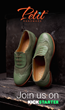 "Ukrainian Shoe Start-Up Petit on Kickstarter: ""Grown-Up"" Collection..."