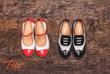 Petit's premier collection includes six shoe models