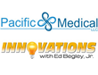 Innovations TV Program to Feature Pacific Medical in 1Q 2015 series on...