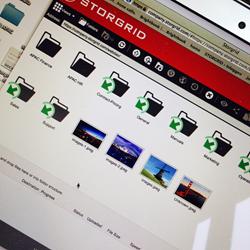 Storgrid Enterprise File Serving Software EFSS