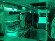 Colour Changing Hot!MeSS Tour Bus using InStyle LED Tape