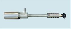 Vortex tube, vortex cooling system