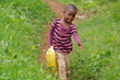 Women and their daughters NO longer invest a large portion of their day foraging and hauling forty pounds of water.  Infant mortality drops 50% with the installation of a water well.