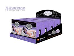 SleepPhones® Wireless POS Display