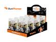 RunPhones® ClamShell POS Display