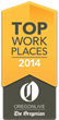 Wilco Named The #1 Top Workplaces in 2014 by The Oregonian...