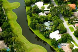 Florida real estate auction Ponte Vedra Beach golf home