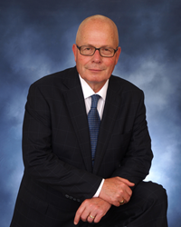 James F. McCluskey: Candidate for ISBA Third Vice President