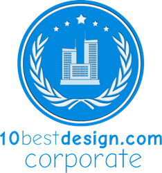 Top Enterprise Web Design Companies: Badge