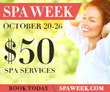 Spa Week® Fall 2014 Event Commemorates 10 Years of Wellness -...
