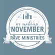 "RAVE Ministries Launches Third Annual ""No Makeup November"" Campaign"
