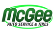 McGee Auto Service and Tires' New User-Friendly Website Revamp