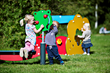 KOMPAN Imaginative Toddler play equipment