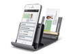 WorldCard Mobile Phone Kit Eliminates Business Card Clutter